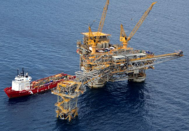 Sanctions Hurting Gas Market