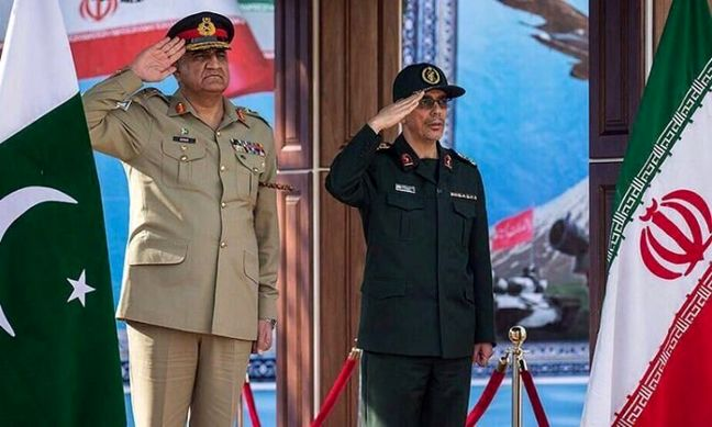 Tehran, Islamabad committed to consolidate military ties