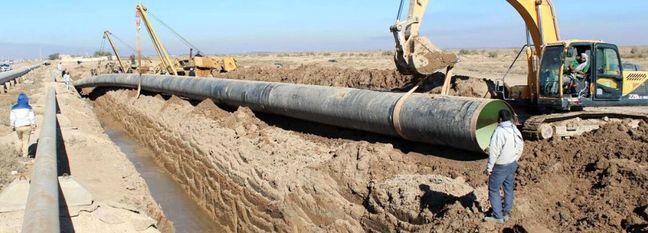 300-km Water Pipeline Links Persian Gulf to Kerman Region