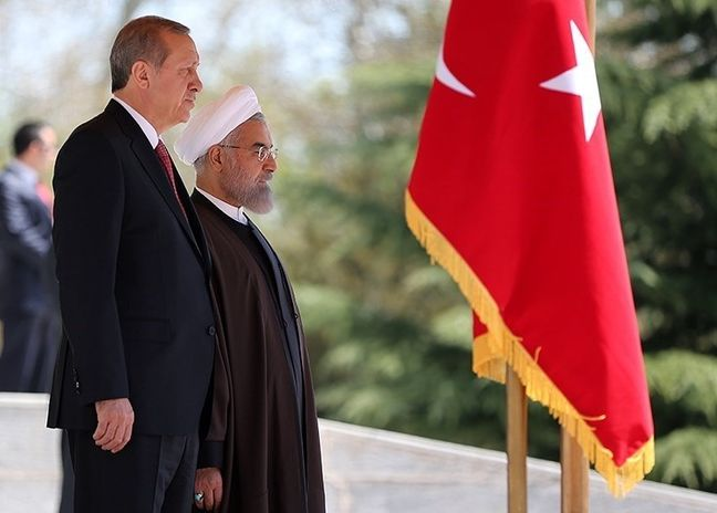 Rouhani: Iran, Turkey anchors of stability in Middle East
