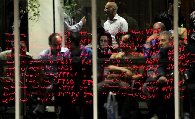 Depressed Tehran Stocks Rebound