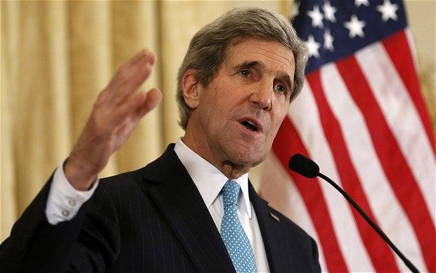 Kerry says nuclear deal should be kept alive