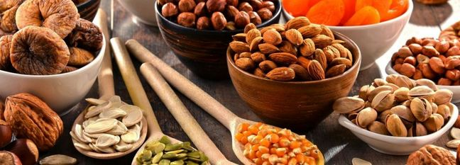 Iran Dried Fruits, Nuts Exports at $1.1b