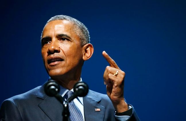 Obama Goes From White House to Wall Street in Less Than One Year