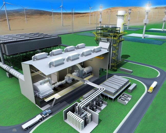 Plans to Build Small-Scale Power Plants in North Iran
