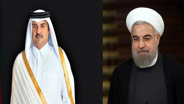 Iran-Qatar ties benefit regional nations: Rouhani