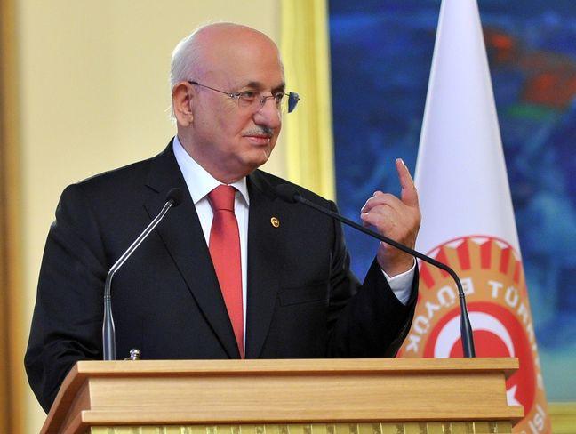 Turkey parliament speaker calls for promotion of Tehran-Ankara ties