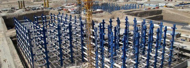 Q2 Tehran Construction Material Prices Rise 29 Percent YOY