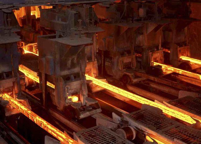 Steel Export Target: 15m Tons per Year