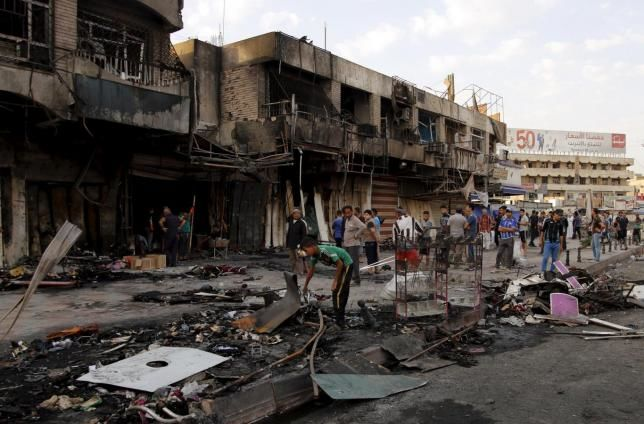 Baghdad car bomb kills 51 as Islamic State escalates insurgency