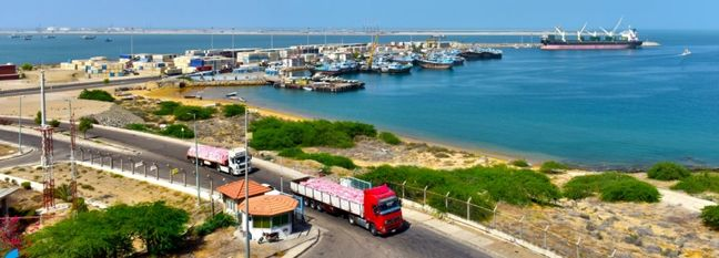 Chabahar Port to Go Smart