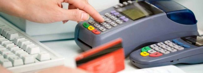 Monthly E-Payments Decline