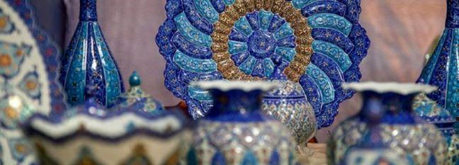 Iran Handicraft Exports at $190m in 8 Months