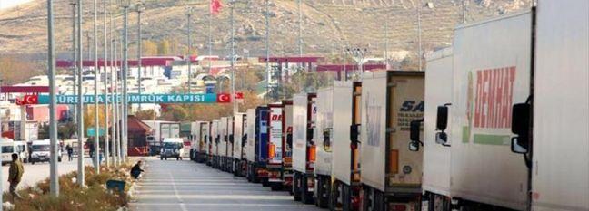 75% Decline in Iran's Trade With Turkey