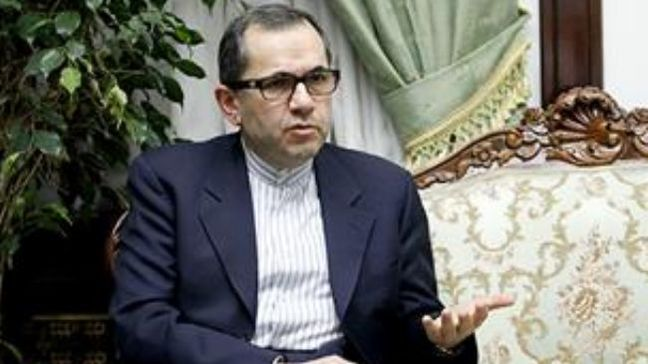 Relations with Europe promoted: Iran deputy FM