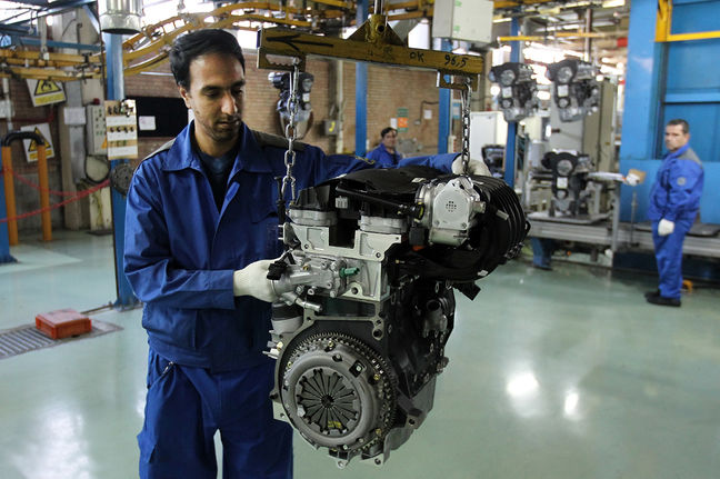 Iranian Parts Makers Asked to Collaborate in Peugeot's Algeria Venture