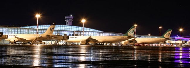 5% Decline in Iranian Airport Traffic