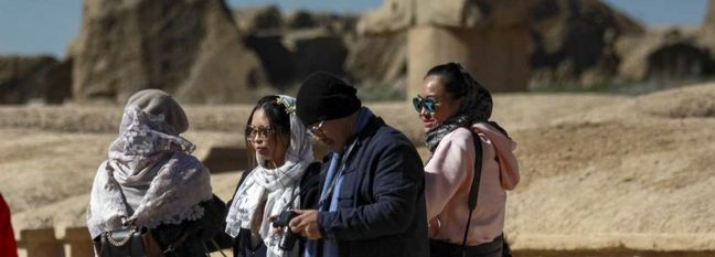 8m Tourists Visit Iran in 10 Months