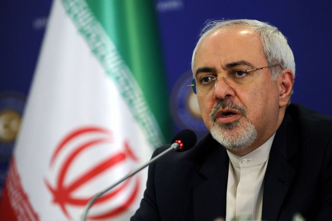 Zarif: Iran, Greece keen to expand ties