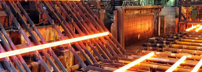 Iran Crude Steel Output Tops 17m Tons