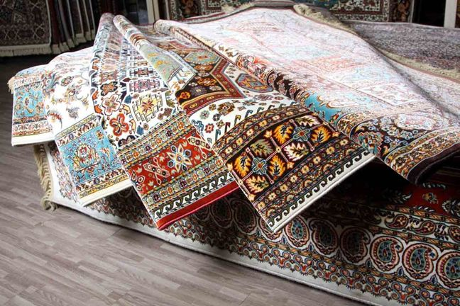 Export of Iran's carpets rise after nuclear deal