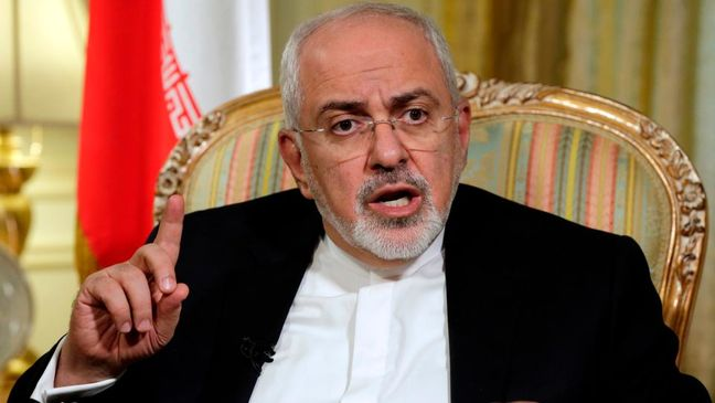 Iran slams U.S. sanctions push, Syria rejects idea of Iranian withdrawal