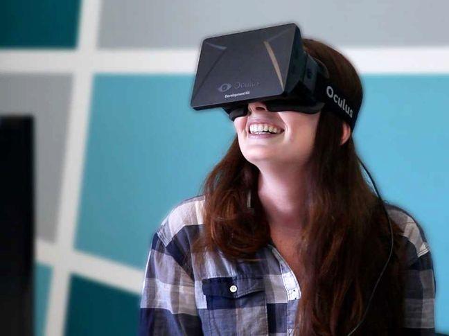 Facebook's Oculus Fights Sales Ban for VR Rift Headset