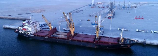 Chabahar Port Capacity Remains Largely Untapped