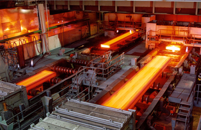 Private Producers Spearhead Steel Industry Growth