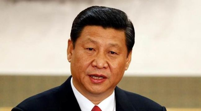 China's Xi says won't let anyone make 'fuss' about its territory
