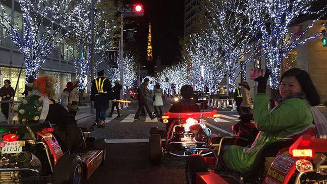 Oh No, Mario: Nintendo Sues to Get Mario Karts Off Tokyo Streets