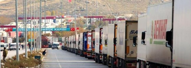 Land Border Crossing With Turkey Reopens