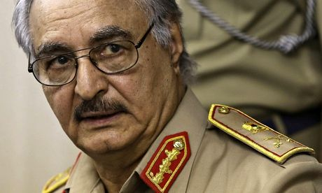 Russia Urges Libya Leadership Role for UN-Defying Military Chief