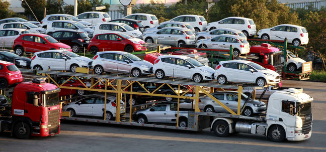 Iran's Auto Imports in 4 Months