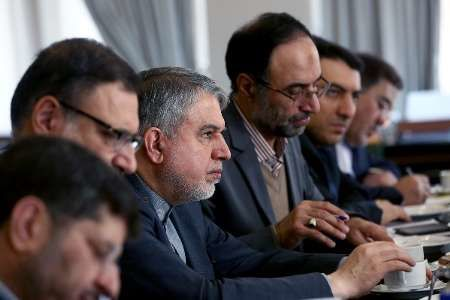 Minister underlines Iran, Iraq expansion of cultural ties