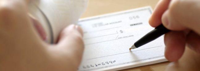 874,000 Bad Checks Written in 1 Month
