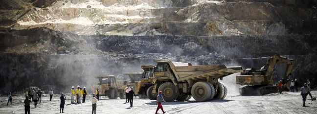 Decline in Mineral Production Permits