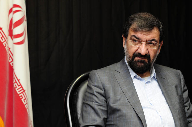 Rezaei lashes out at Mahmoud Abbas for meeting with MKO ringleader