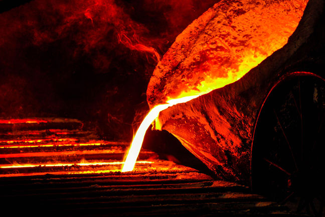 Worldsteel: Iran Steel Output Rises 21% in Jan.-Aug.