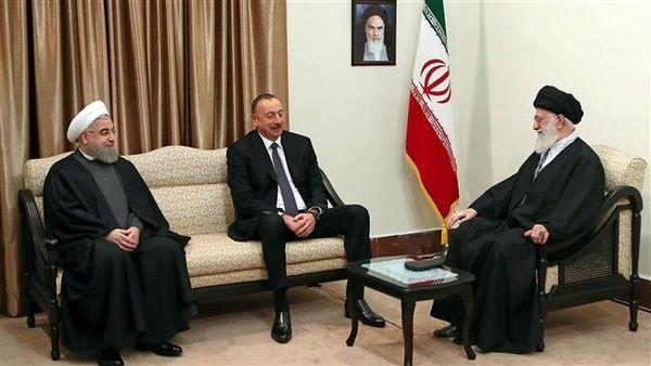 Leader warns of Israel's plan to weaken Iran-Azerbaijan ties