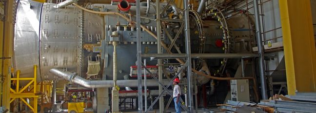 Power Plant With F-Class Gas Turbine to Be Launched in South Iran