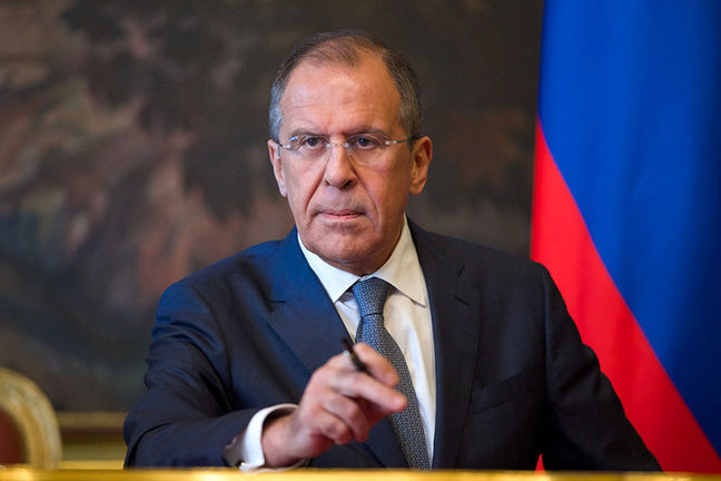 Russia-Iran-Turkey continue to strengthen Syria ceasefire: Lavrov