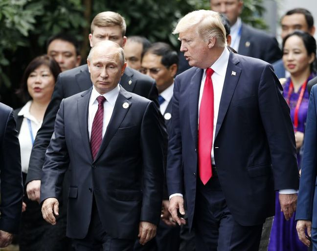 Syria Strikes Lock U.S. and Russia Into New Era of Animosity