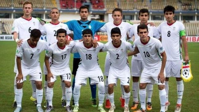 Iran ranks 2nd in Asian Football Confederation U-16 Champs