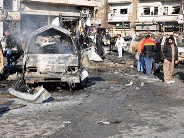 Bomb attack leaves over a dozen dead in central Iraq