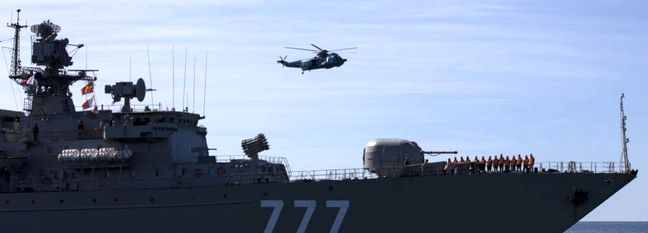 Iran, China, Russia Start Joint Naval Drills
