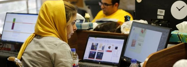 Share of Persian in Global Online Content Outstrips 2 Percent
