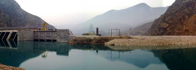 Iran's Rainfall and Dam Levels Low
