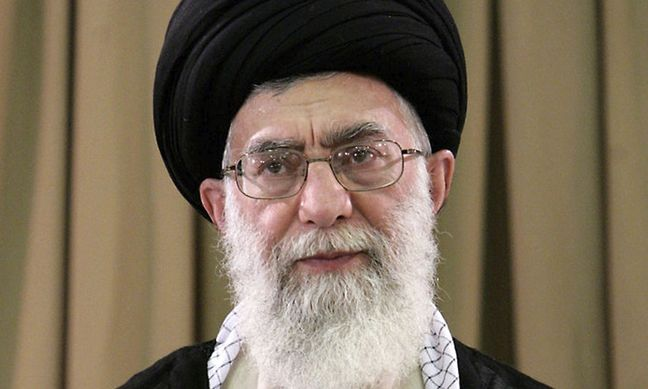 "Iran Leader Supreme urges firm reaction to ""astronomic pays"""