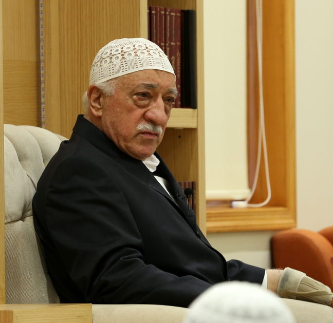 Turkey urges Pakistan to close 'Gulen' institutions